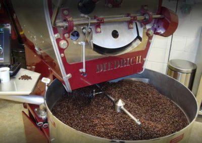 Carvalho Coffee store